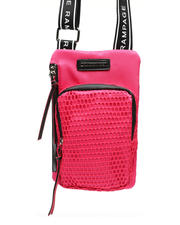 Rampage - North/South Nylon Crossbody W/ Mesh-2468562