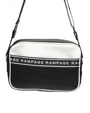 Rampage - PU Sporty Camera Crossbody-2469016