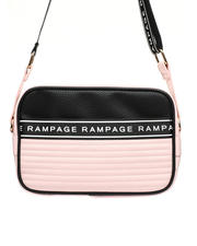 Rampage - PU Sporty Camera Crossbody-2469021