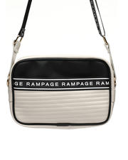Rampage - PU Sporty Camera Crossbody-2469026