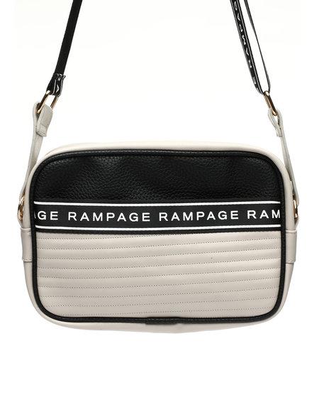 Rampage - PU Sporty Camera Crossbody