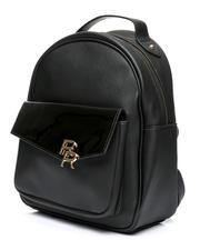 Backpacks - Saffiano Patent Backpack-2435112
