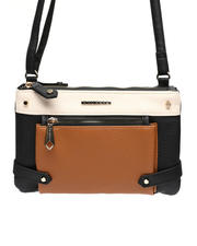 Womens-Holiday - Colorblock PU Crossbody-2466858