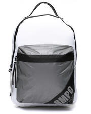 Fashion Lab - Sporty Nylon Full Size Backpack-2467081
