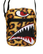 FYDELITY - Sidekick Brick Bag: FLYING TIGER Cheetah (Unisex)-2467652
