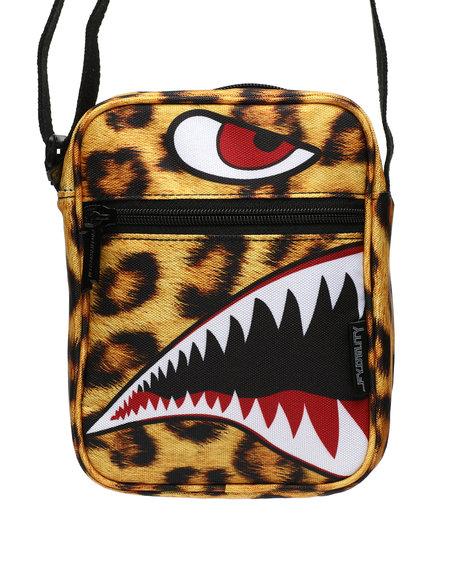 FYDELITY - Sidekick Brick Bag: FLYING TIGER Cheetah (Unisex)