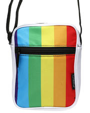 FYDELITY - Sidekick Brick Bag: PRIDE Rainbow Stripe (Unisex)-2467683