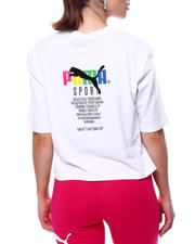 Athleisure for Women - TFS Graphic Tee-2469211