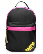 Fashion Lab - Sporty Nylon Full Size Backpack-2467073