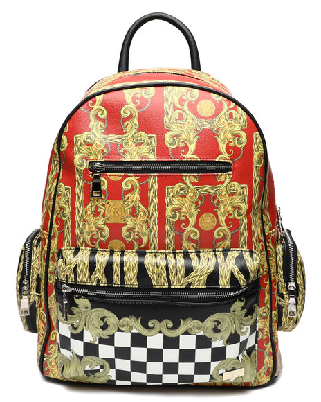 Reason - Royal Check Backpack (Unisex)