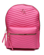 Rampage - Monochrom Quilted Dome Backpack-2467682