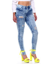 Jeans - ACID DESTRUCTED 5 POCKET JEAN-2467810