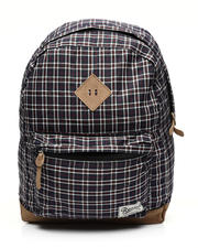 Men - Checkered Backpack (Unisex)-2468567