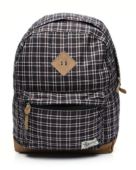Reason - Checkered Backpack (Unisex)
