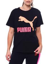 Puma - Classics Logo Tee-2469291