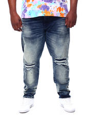 Buyers Picks - Distressed Ripped Denim Jeans (B&T)-2465918