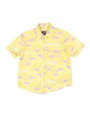 Button-downs - Pelican Print Woven Shirt (8-18)-2469165