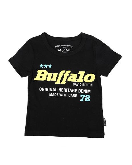 Buffalo - Buffalo Original Heritage Denim Graphic Jersey Tee (4-7)