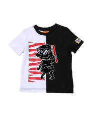 Sizes 2T-4T - Toddler - Cool Tommy Rugrats Color Block Tee (2T-4T)-2469335