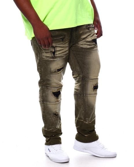 Makobi - Drip Squad Jeans (B&T)