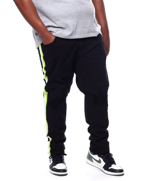 Jordan Craig - Side Stripe Denim Jeans (B&T)