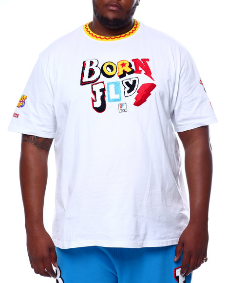 Born Fly - Battleship S/S Tee (B&T)