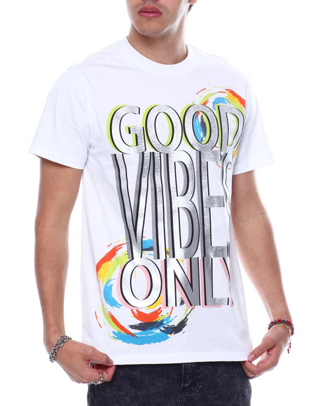 SWITCH - GOOD VIBES ONLY TEE