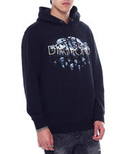 Diamond Supply Co - MIRRORED HOODIE-2470428