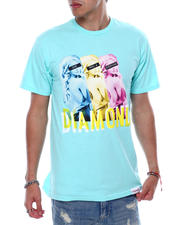 Diamond Supply Co - FOUR EVERYONE S/S TEE-2470445