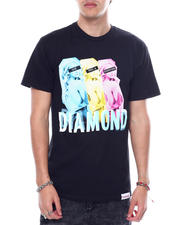Diamond Supply Co - FOUR EVERYONE S/S TEE-2470452