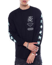 Diamond Supply Co - ZODIAC L/S TEE-2470463