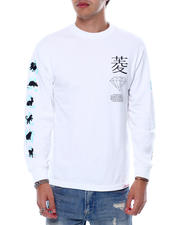 Diamond Supply Co - ZODIAC L/S TEE-2470478