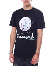 Diamond Supply Co - SPLASH SIGN S/S TEE-2470497