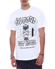 Diamond Supply Co - NUT HOUSE S/S TEE-2470509