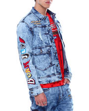 Born Fly - Kerplunk Denim Jacket-2470733