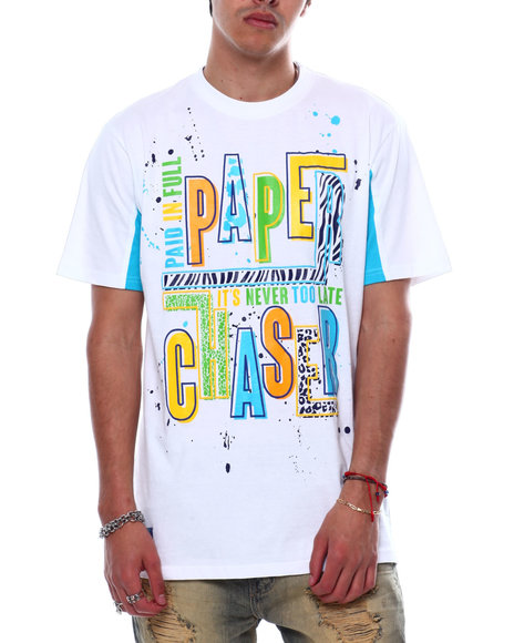SWITCH - Paper Chaser Tee