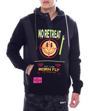 Born Fly - Barbwire Hoodie-2470591