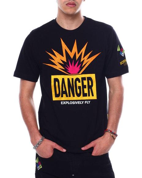 Born Fly - Danger Tee