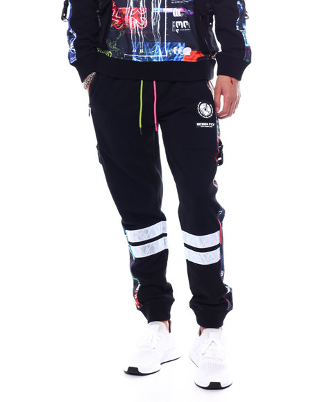 Born Fly - Fight Sweatpant