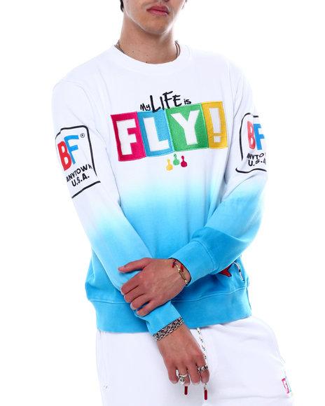 Born Fly - Puzzle Crewneck Sweatshirt