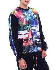Sweatshirts & Sweaters - Frontline Crewneck Sweastshirt-2470745