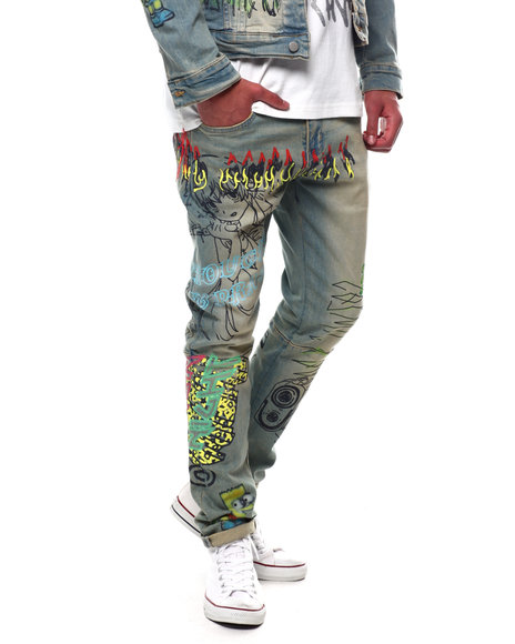Lifted Anchors - Carnival Jean