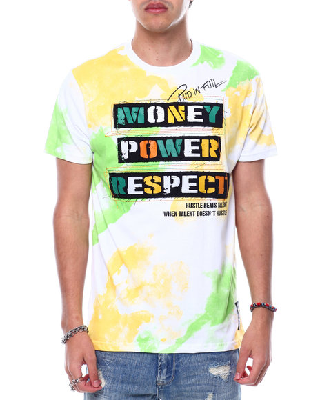 SWITCH - Money Power Respect Tee