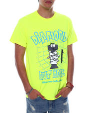Diamond Supply Co - NUT HOUSE S/S TEE-2470523