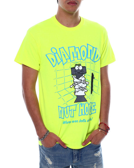 Diamond Supply Co - NUT HOUSE S/S TEE