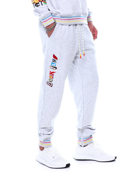 Born Fly - Chess Sweatpant