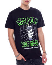 Diamond Supply Co - NUT HOUSE S/S TEE-2470530