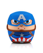 Bitty Boomers - Captain America Mini Speaker-2471196