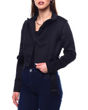 Womens-Holiday - NEOPRENE FASHION JACKET-2469863
