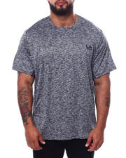 Buyers Picks - LA Gear Marled Cut & Sew T-Shirt (B&T)-2470794